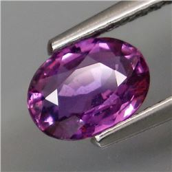 Natural Top Purple Sapphire 1.10 Cts