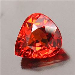 Natural Mandarin Spessartite 1.64 ct - VVS