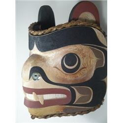 West Coast Native Bear Mask