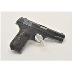 17MH-4 COLT 1908 #70157Colt Model 1908 Pocket semi-automatic pistol,  .380 caliber, blued finish, ch