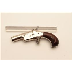 18BL-4 COLT THIRD MDL DERRINGERColt Third Model Derringer, .41 caliber,  serial #NSNV.  The pistol i