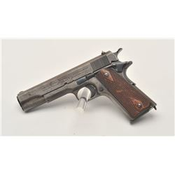 18EMY-16 COLT U.S. ARMY MDL 1911 #315566U.S. Property-marked Colt Model 1911  semi-automatic pistol,