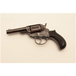 "18BJ-1 COLT 1877 #1957Early Colt Model 1877 ejectorless DA  revolver, .38 caliber, 3.5"" barrel with"