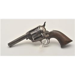"18EMY-17 COLT SAA REV. #71831Colt SAA revolver, .44 C.F. caliber, barrel  period reduced to 4.25"", e"