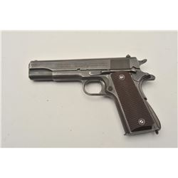 17FR-36  COLT 1911 #742469Colt 1911 A1 Transition U.S. Army semi-auto   pistol, .45 caliber, Serial
