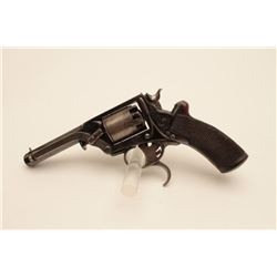 18BL-9 TRANTER #21839TWilliam Tranter revolver, .36 caliber, Serial  #21859T.  The pistol is in fine