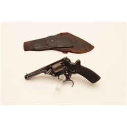 18BL-10 TRANTER #19322TBeautiful William Tranter revolver, .36  caliber, Serial #19322T.  The pistol