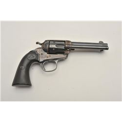 "18BG-18 COLT BISLEY SA #269496Colt Bisley Model single action revolver,  .44-40 caliber, 4.75"" barre"