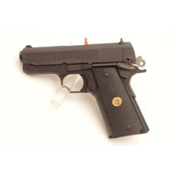 "18BM-24 COLT COMMANDERColt Commanding Officer's 9mm Lightweight  pistol, #FL10180, 3 1/2"" bull barre"