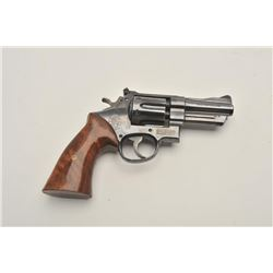"18BG-2 S&W PRE 27Smith & Wesson pre-Model 27 5-screw DA  revolver, .357 Magnum caliber, 3.5"" barrel,"