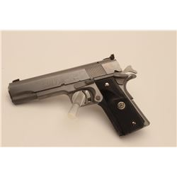 "18BM-3 COLT GOLD CUP #GCTEN184Colt Gold Cup Ten National Match, 10MM,  stainless, #GCTEN184, 5"" barr"