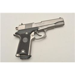 "18BM-8 COLT DBL EAGLE #DT00573Colt Double Eagle First Edition stainless 10  MM, #DT00573, 5"" barrel,"
