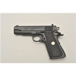 "18BM-33 COLT NIGHT COMMANDERColt Night Commnder, .45 ACP cal., #NC241,  blued finish, 4 1/4"" barrel,"