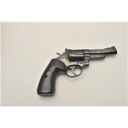 18BM-54 S&W MDL 19Smith & Wesson Model 19-6 Bill Jordan Border  Patrol Commemorative, .357 Mag. cal.