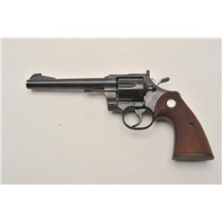 18BW-6 COLT OFFICER'S MODELExcellent condition Colt Officer's Model  Match .22 target revolver. #672