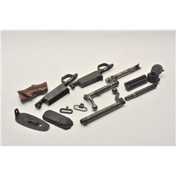 17MH-A MISC LOTLot of misc. parts including parts for the  Model 1903 U.S. bolt action rifle.      E