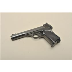 "17FL-214 BROWNING .380 #19854Browning semi-automatic pistol, .380 caliber,  4.5"" barrel, blued finis"