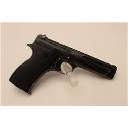 "18BM-61 1935A FRENCHFrench Model 1935A .32 cal. semi automatic  military pistol, 4.25"" barrel, black"