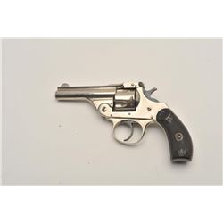 18BT-3 DARLING COLUMBIAN AUTO PISTOLDarling Columbian double action revolver in  .32 S&W caliber wit