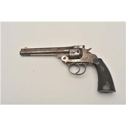 18BT-2 HOWARD ARMS D.A. REVOLVERHoward Arms Co. double action revolver in .32  S&W caliber with targ