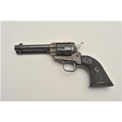 "18BG-7 PEACEMAKER #G116688Colt Peacemaker Model SAA revolver, .22LR  caliber, 4.5"" barrel, blued and"