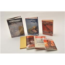 18EMY-8 LOT OF OUTLAW/LAWMAN BOOKSLot of approximately 18 reference books on  outlaws and lawmen, ma