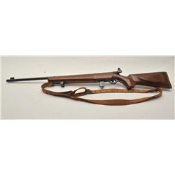 17KH-604 MOSSBERGMossberg Model 144LSA bolt action rifle,  target sights, .22 short, long and LR  ca