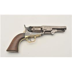 17ME-2 49 PKT #134678Colt 1849 Pocket revolver, .31 caliber,  Serial #134678.  The gun is in fair ov