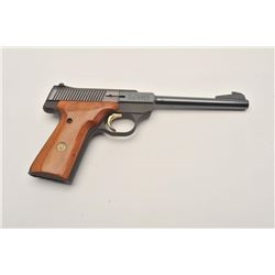 18AJ-6 CHALLENGER II #655PX09044Browning Model Challenger II semi-automatic  pistol, .22LR caliber,