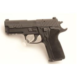 "18BE-4 SIG SAUER #45A013396Sig Sauer P229 Elite, #45A013396, .40 S&W, 3  3/4"" barrel, matte black fi"