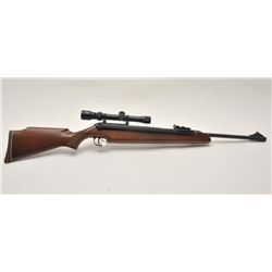 18AA-2 DIANA DELUX PELLET GUNRWS Diana Model 52 single shot air rifle,  .177 caliber, Serial #56267.