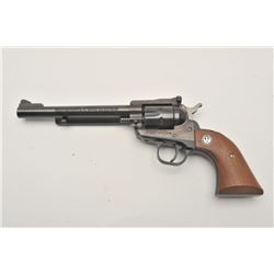 18AA-8 RUGER SINGLE SIX #260-87453Ruger Single Six revolver, .22 Long Rifle  caliber, Serial #260-87