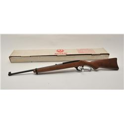 17KH-503 RUGER 96 #62008513Ruger Model 96 lever action rifle, no  magazine, .22 Win. Mag. R.F. calib