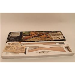 18BB-2 CVA KENTUCKY RIFLE KITCVA Kentucky percussion rifle kit still  sealed, new in the box.  The .