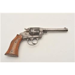 "18AP-12 H&A ""RANGE""Hopkins and Allen Range Model revolver,  approximately .30 caliber, Serial #4249."