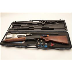 18BE-18 BERETTA #AA252461Beretta Model AL 391 Urika semi-automatic  shotgun, 20 gauge, Serial #AA252