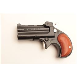 "17KH-107 DERRINGERDavis Industries DM-22 .22 cal. derringer,  #185783, 2 3/8"" barrel, black finish w"