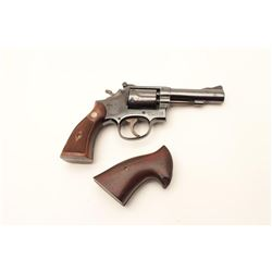 "18BE-8 S&W #K660321Smith & Wesson 14-2, #K660321, .38 Spl., 4""  heavy barrel, adjustable sights, che"