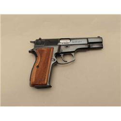 17IQ-8 P9R #70890FEG Model P9R semi-auto pistol, 9mm caliber,  Serial #70890.  The pistol is in very