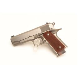 18BM-41 RANDALL CURTIS LEMAYEarly Randall Gen. Curtis E. LeMay .45 ACP  stainless semi automatic pis