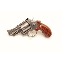 "18BM-67 S&W 629Smith & Wesson 629-2 stainless revolver, .44  cal, 3"" barrel, #BBN0392, adjustable si"