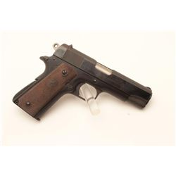 18BM-23 COLT COMMANDERVery desirable early pre Series 70 Colt  Commander Lightweight 9mm, #41849-LW,