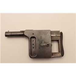 "18AR-89 GALOIS PALM SQUEEZERGalois No. 1 8mm extra short palm squeezer by  ""Mfg. Francaise Armes and"