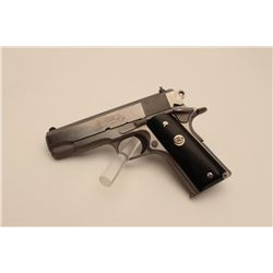 "18BM-18 COLT COMMANDERColt Super Commander, .38 Super cal.,  #CSC400, stainless, 4 1/4"" barrel, stai"
