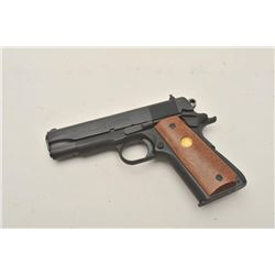 "18BM-19 COLT SUPER LITE COMMANDERColt Super Lite Commander, .38 Super cal.,  #SUPER191, 4 1/4"" barre"