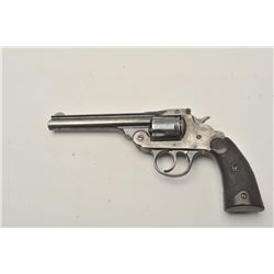 18CA-307 U.S. REVOLVER CO. D.A.U.S. Revovler Co. double action revolver in  .38 S&W caliber with a 5