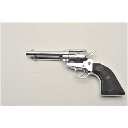 18CA-310 H. SCHMIDT S.A.H. Schmidt Single Action .22 caliber revolver  patterned after Colt Scout. N