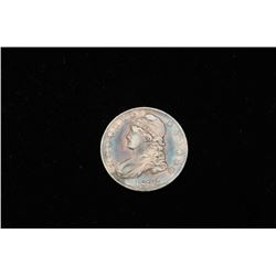 17HD-105 1832 HALF DOLLAR1832 U.S. Half Dollar in XF-A.U. estimated  condition. Not professionally g
