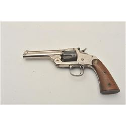 18CA-312 S& W MDL 1891 S.A. REVSmith & Wesson Model 1891 single action  revolver with removable trig