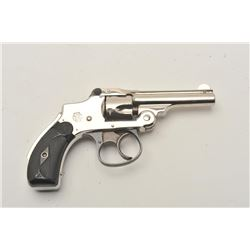 18CA-318 S&W NEW DEPARTURES&W New Departure or lemon squeezer revolver  in .32 caliber, S/N 155187.